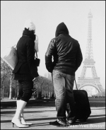 Tour Eiffel février 2008
