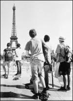 Tour Eiffel août 2013