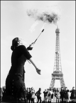 Tour Eiffel avril 2009