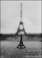 Tour Eiffel janvier 2010