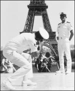 Tour Eiffel juillet 2012