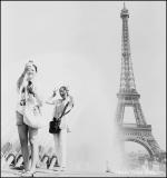 Tour Eiffel juilet 2014