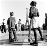 Tour Eiffel  mars 2007