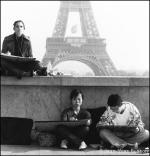 Tour Eiffel  novembre 2007